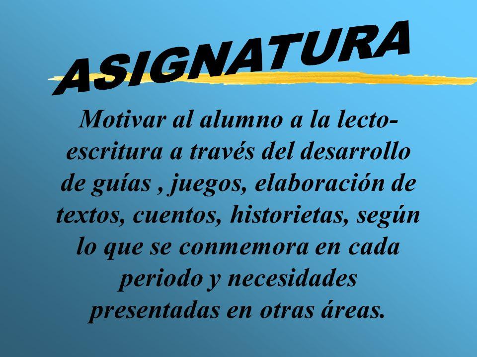 ASIGNATURA