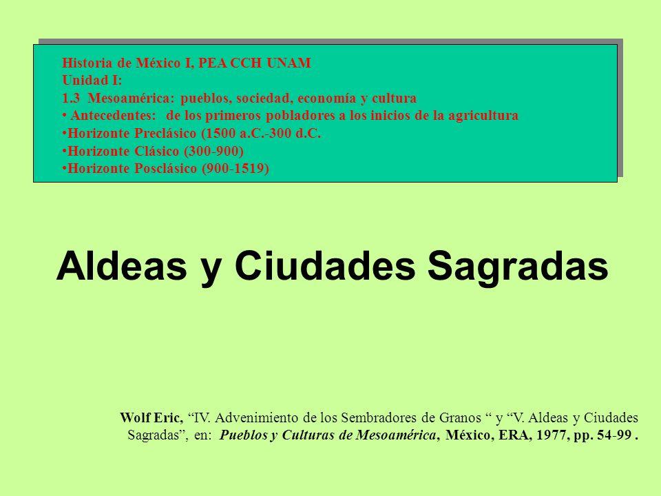 Aldeas y Ciudades Sagradas