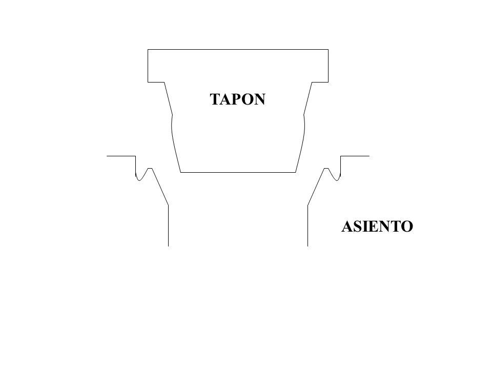 TAPON ASIENTO