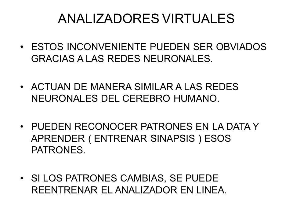 ANALIZADORES VIRTUALES