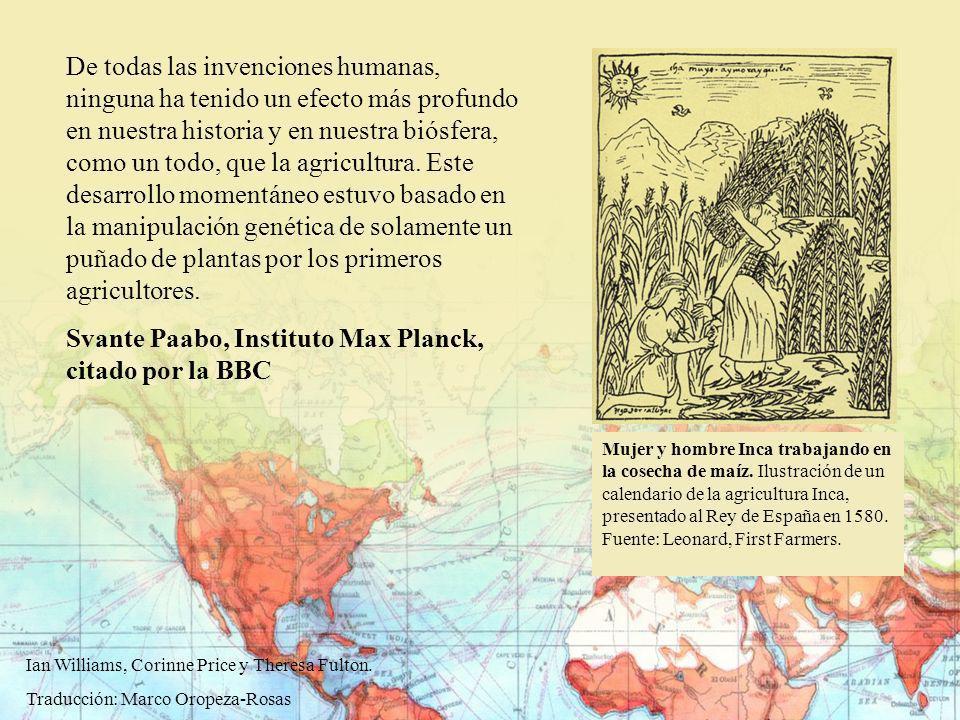 Svante Paabo, Instituto Max Planck, citado por la BBC