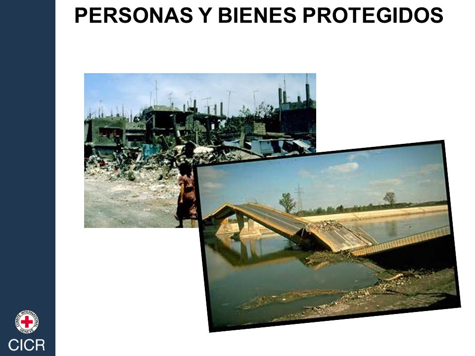 PERSONAS Y BIENES PROTEGIDOS