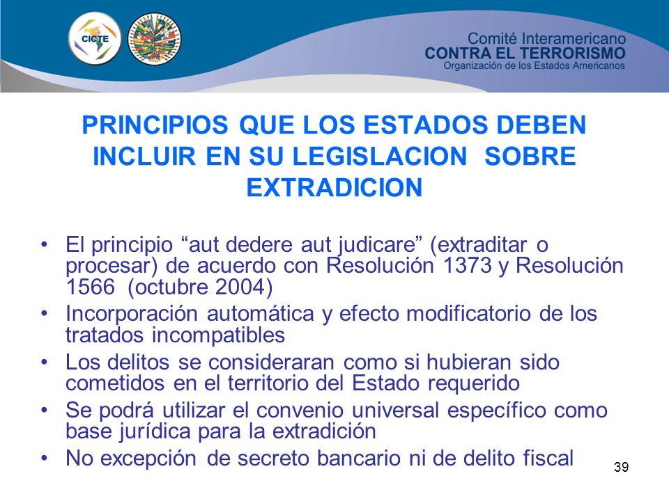 No excepción de secreto bancario ni de delito fiscal
