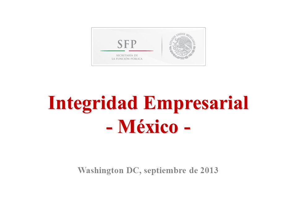 Integridad Empresarial - México -