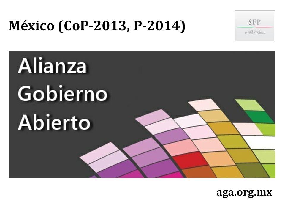 México (CoP-2013, P-2014) aga.org.mx