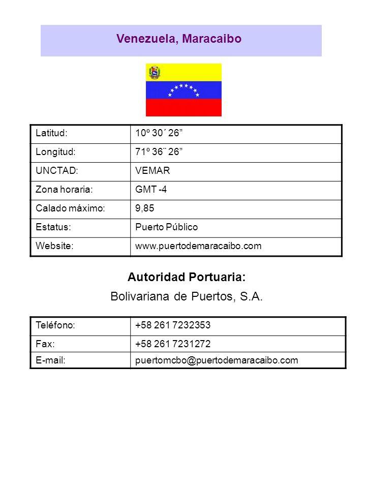 Bolivariana de Puertos, S.A.