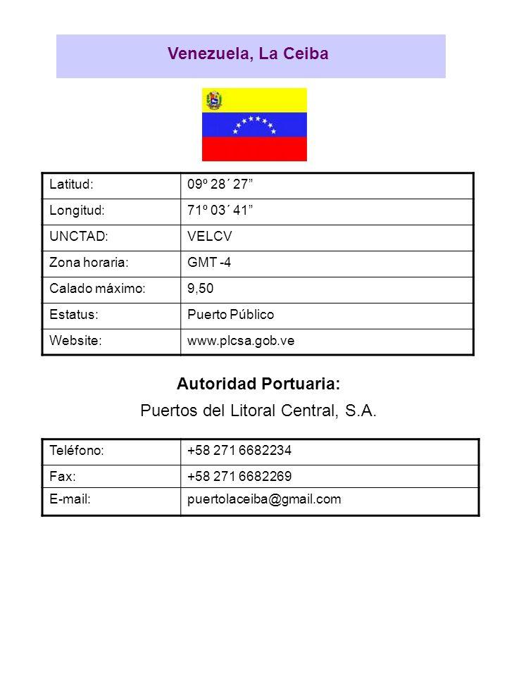 Puertos del Litoral Central, S.A.