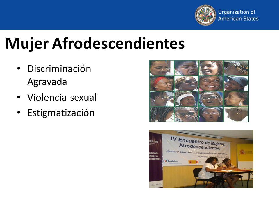 Mujer Afrodescendientes
