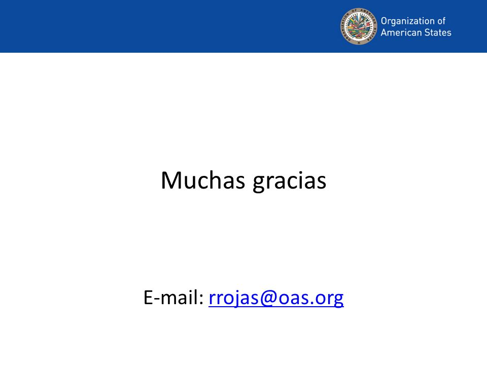 E-mail: rrojas@oas.org