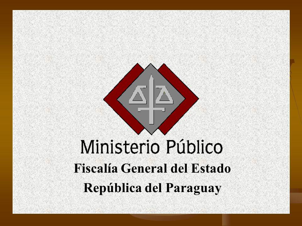 Fiscalía General del Estado República del Paraguay
