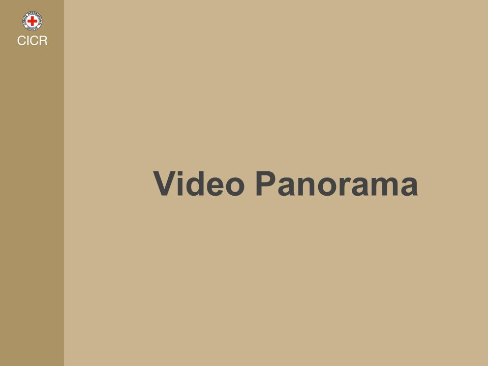 Video Panorama Video recomendado Panorama 08