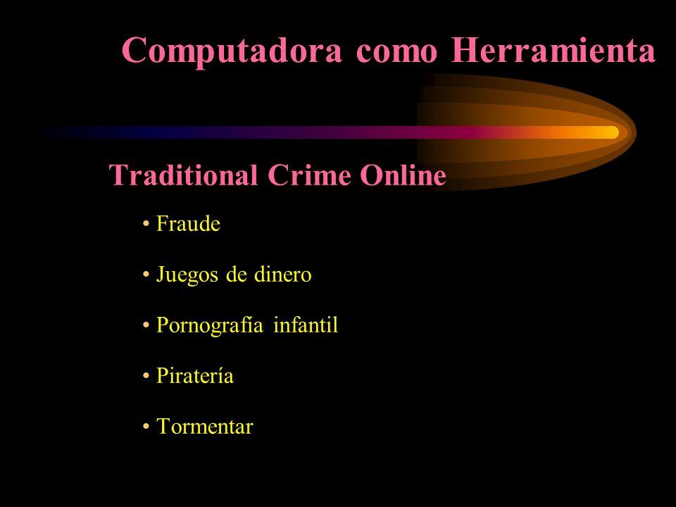 Computadora como Herramienta