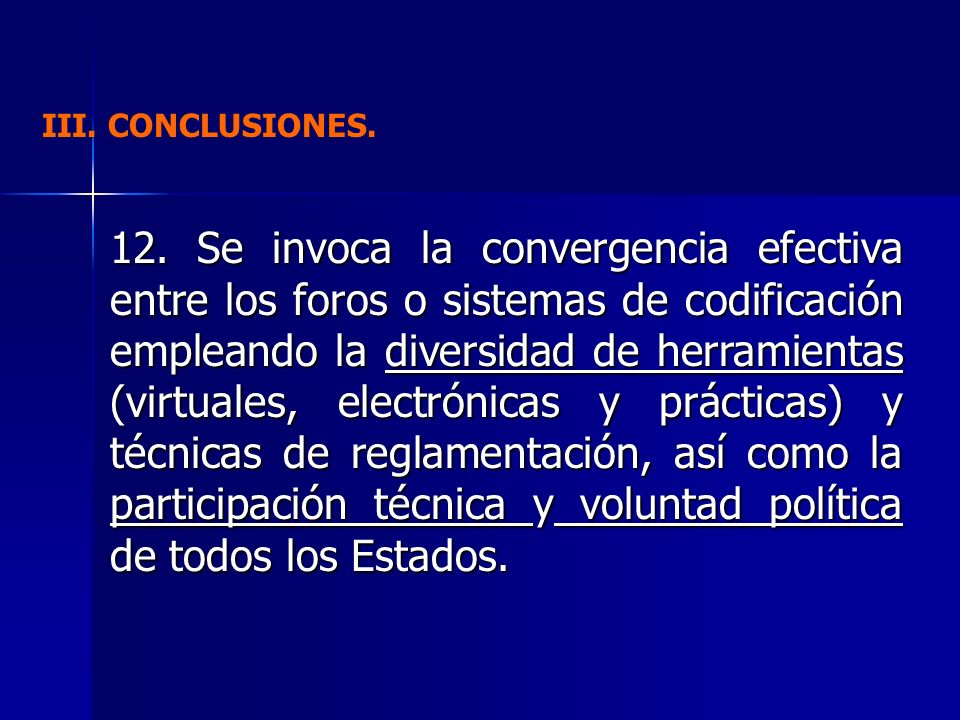III. CONCLUSIONES.
