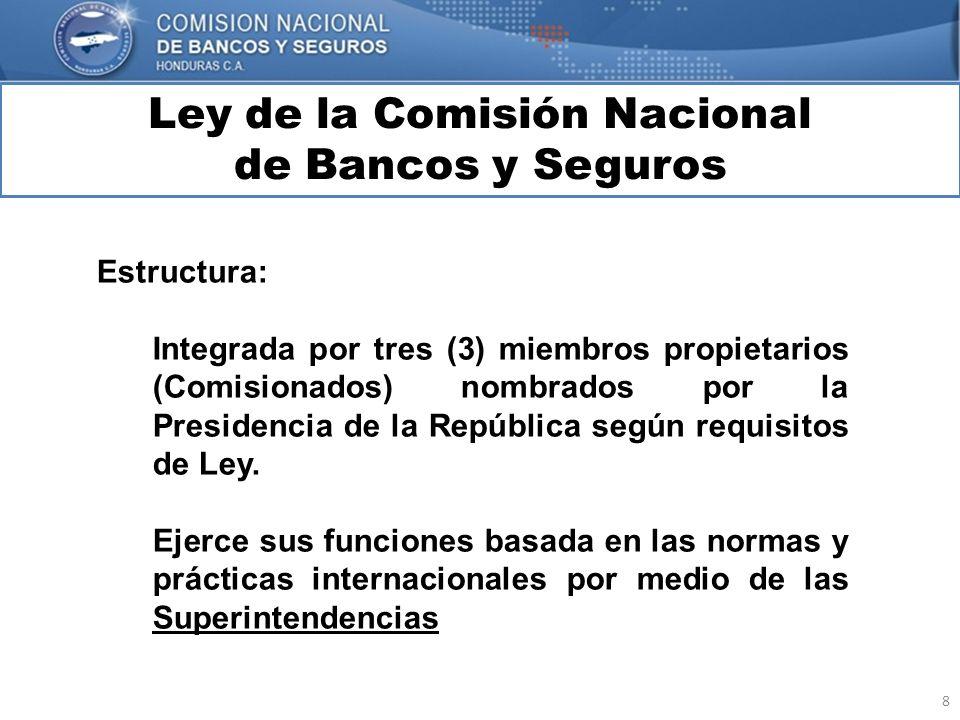 Ley de la Comisión Nacional
