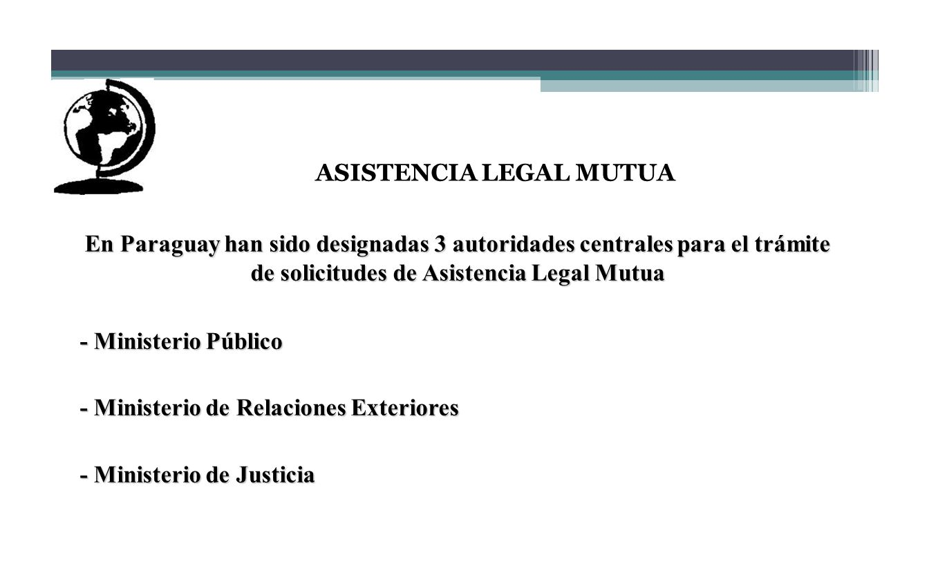 ASISTENCIA LEGAL MUTUA