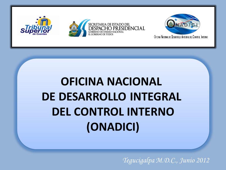 DE DESARROLLO INTEGRAL