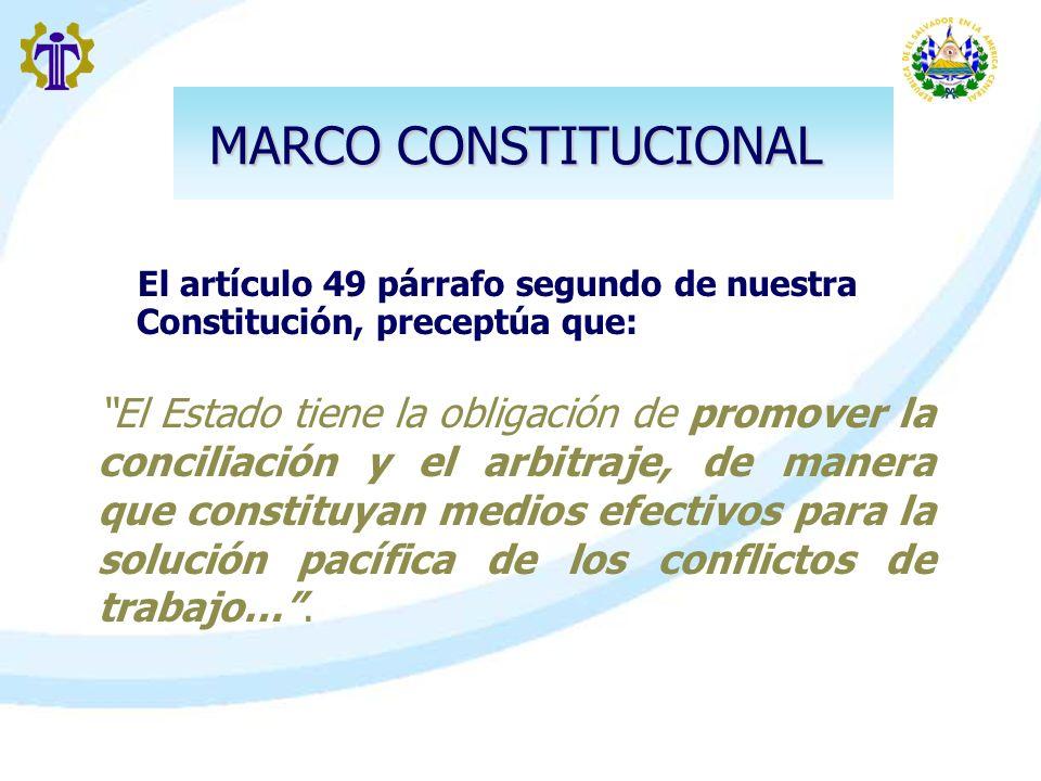 MARCO CONSTITUCIONALEl artículo 49 párrafo segundo de nuestra Constitución, preceptúa que: