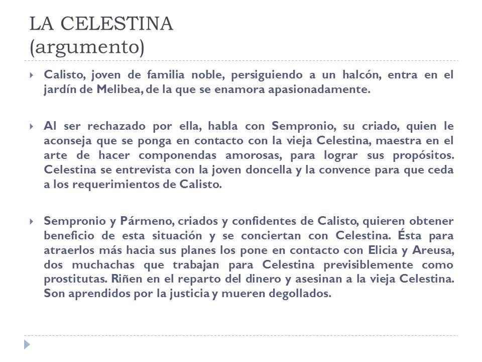 La celestina ppt video online descargar for La celestina argumento