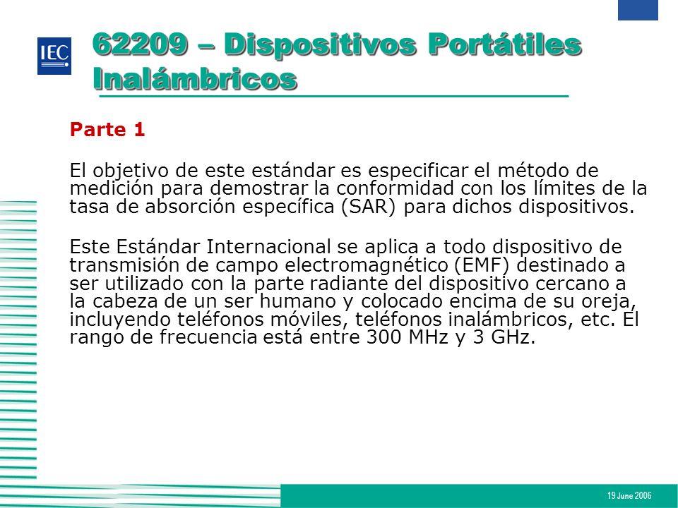 62209 – Dispositivos Portátiles Inalámbricos