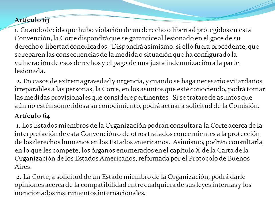 Artículo 63