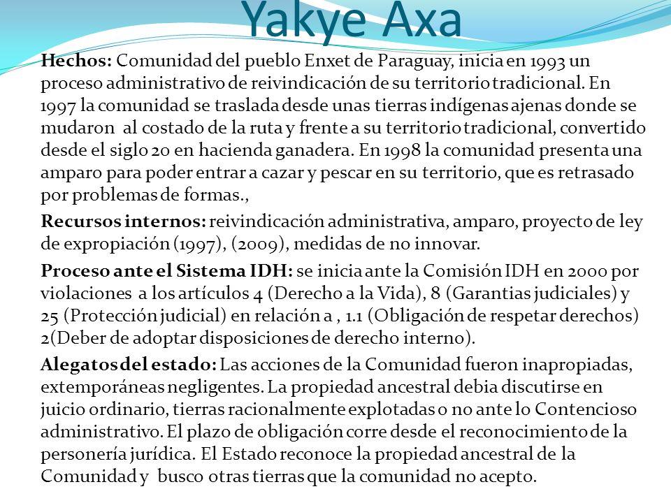 Yakye Axa