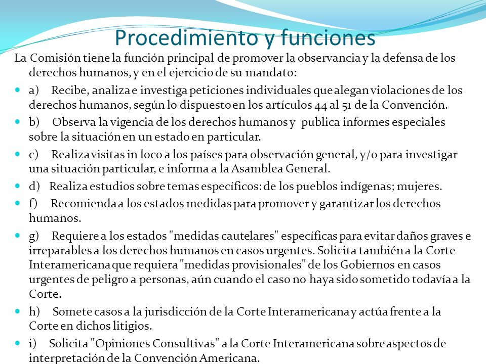 Procedimiento y funciones