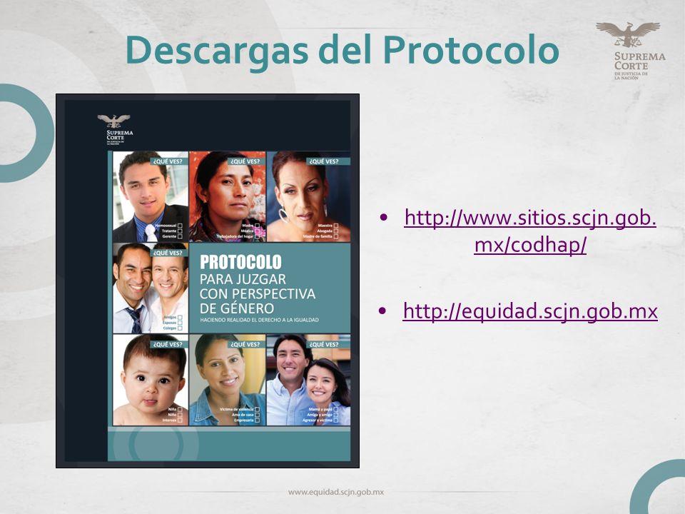Descargas del Protocolo