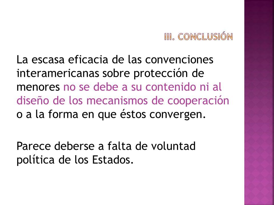 iii. conclusión