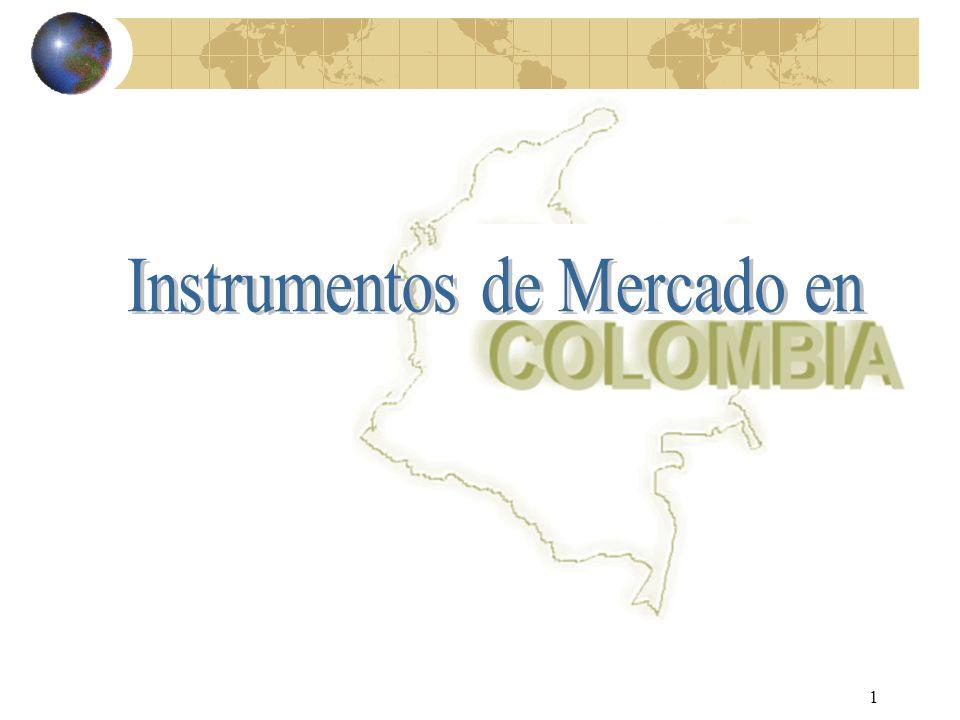 Instrumentos de Mercado en