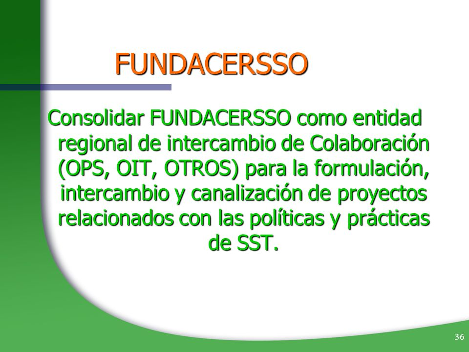 FUNDACERSSO