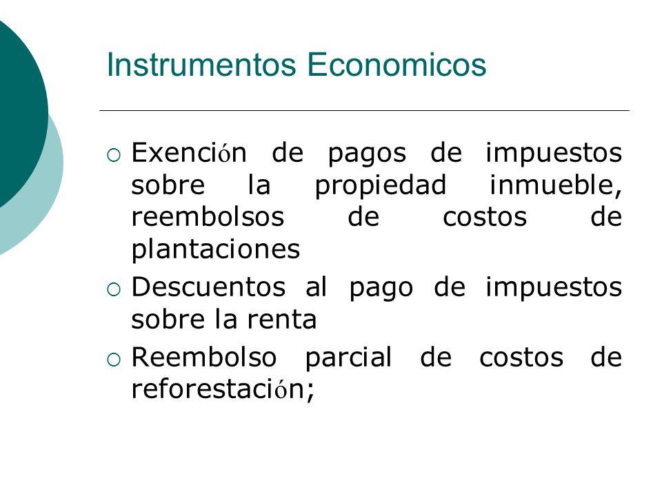 Instrumentos Economicos