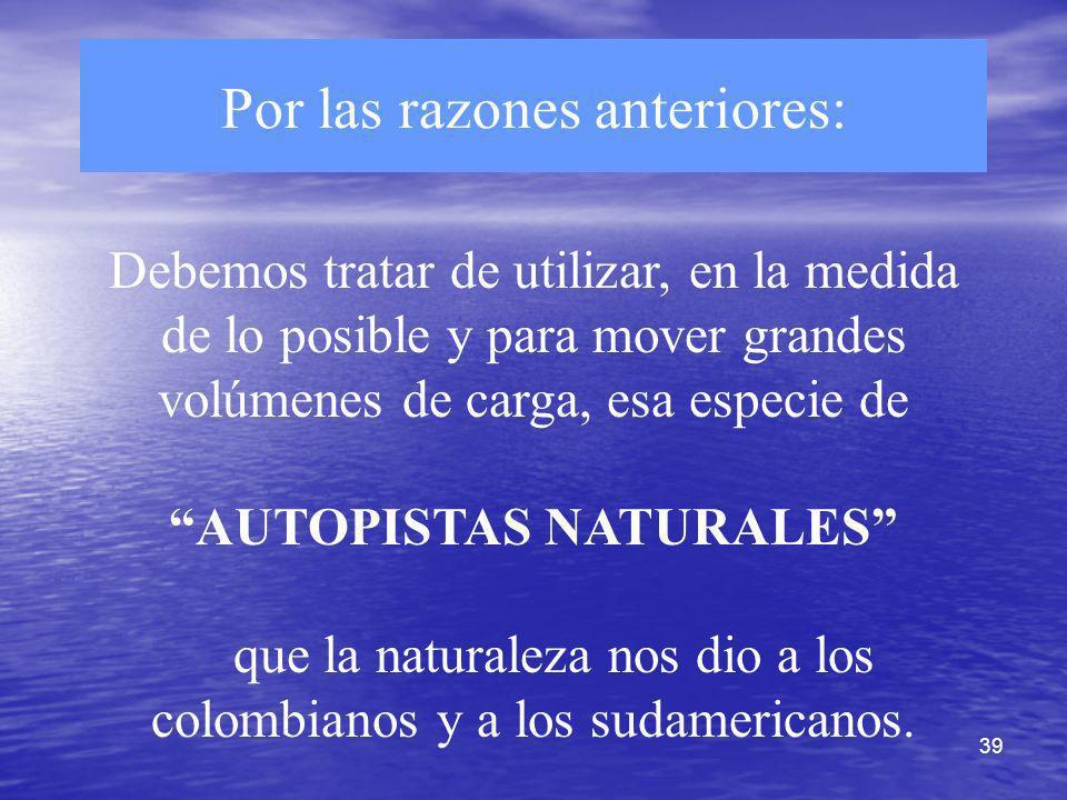 AUTOPISTAS NATURALES
