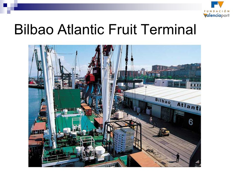 Bilbao Atlantic Fruit Terminal