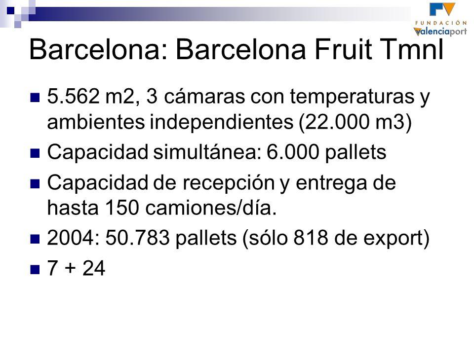 Barcelona: Barcelona Fruit Tmnl