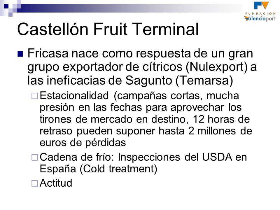 Castellón Fruit Terminal