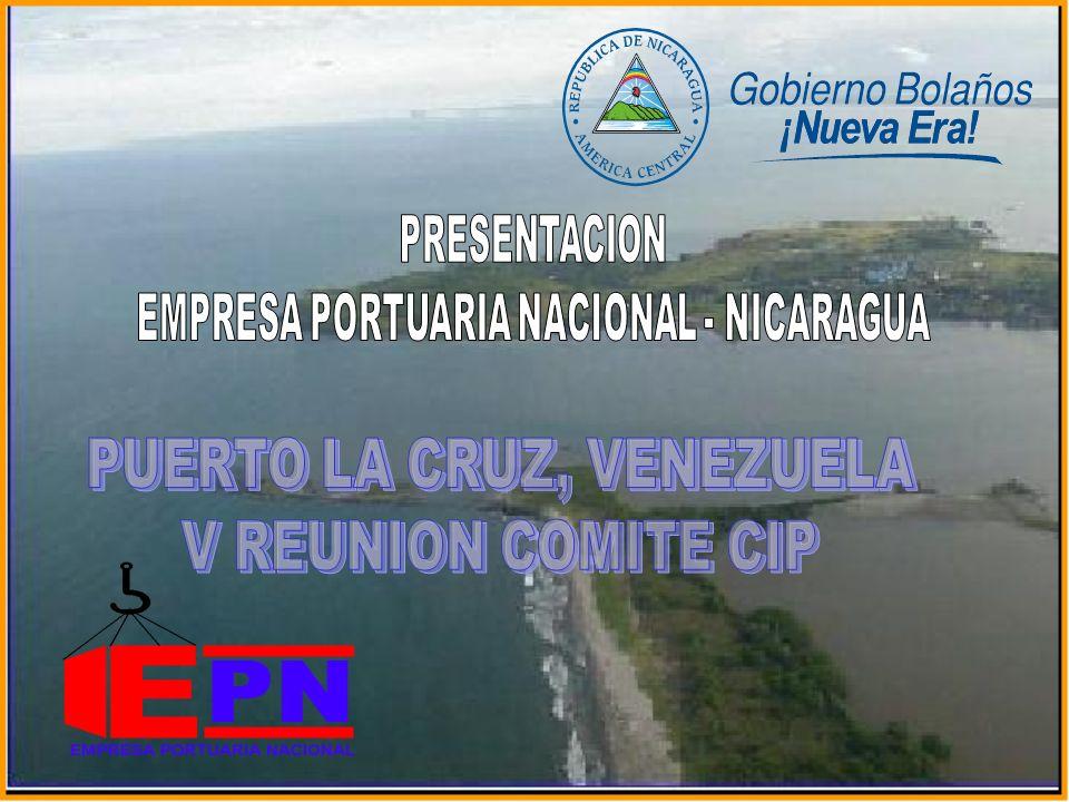 PUERTO LA CRUZ, VENEZUELA V REUNION COMITE CIP