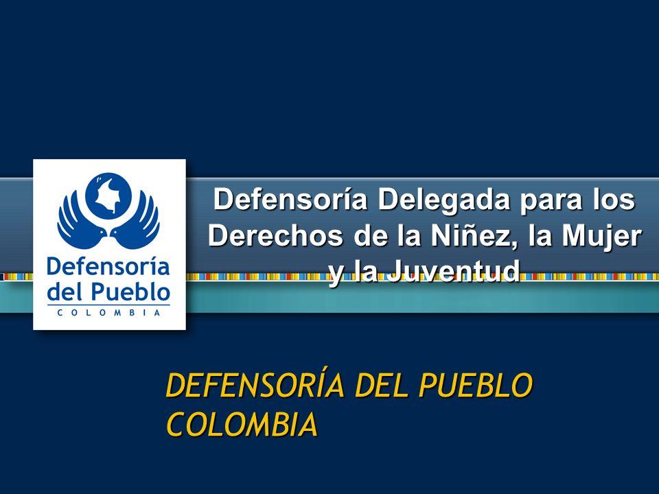 DEFENSORÍA DEL PUEBLO COLOMBIA