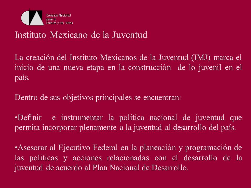 Instituto Mexicano de la Juventud