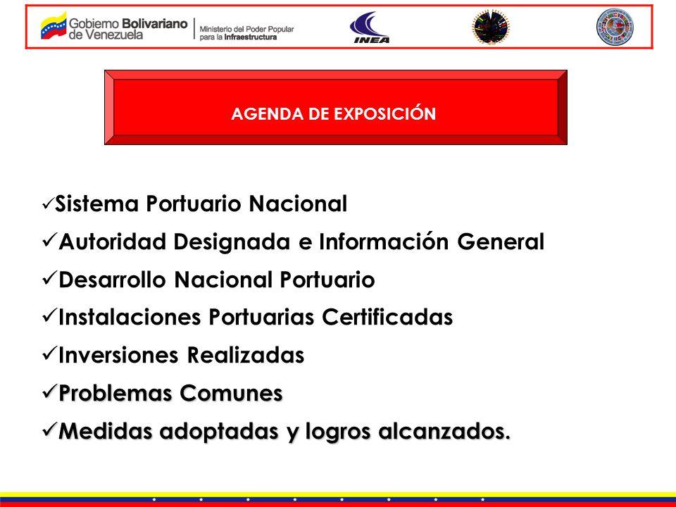 Autoridad Designada e Información General