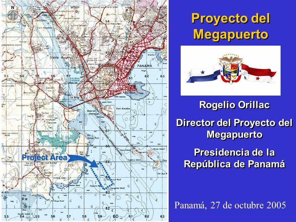 Proyecto del Megapuerto