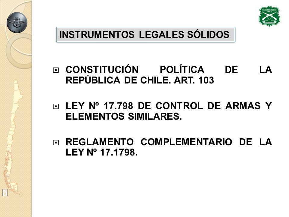 INSTRUMENTOS LEGALES SÓLIDOS