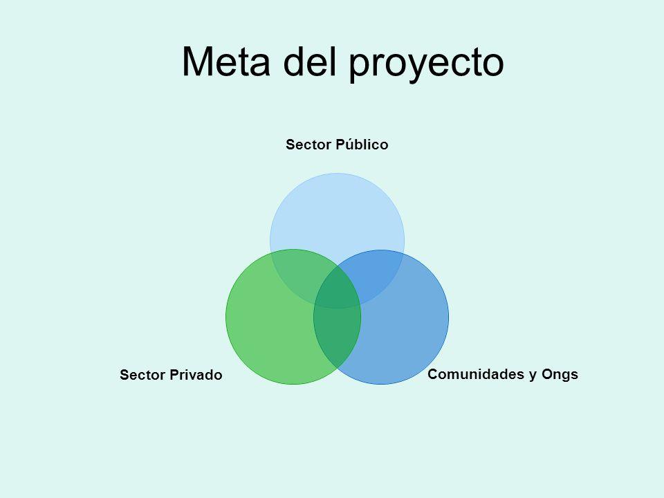 Meta del proyecto
