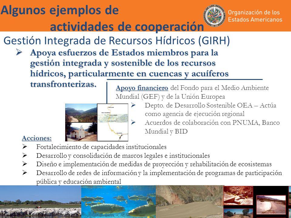 Gestión Integrada de Recursos Hídricos (GIRH)