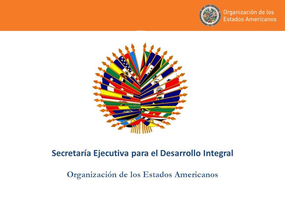 Secretaría Ejecutiva para el Desarrollo Integral