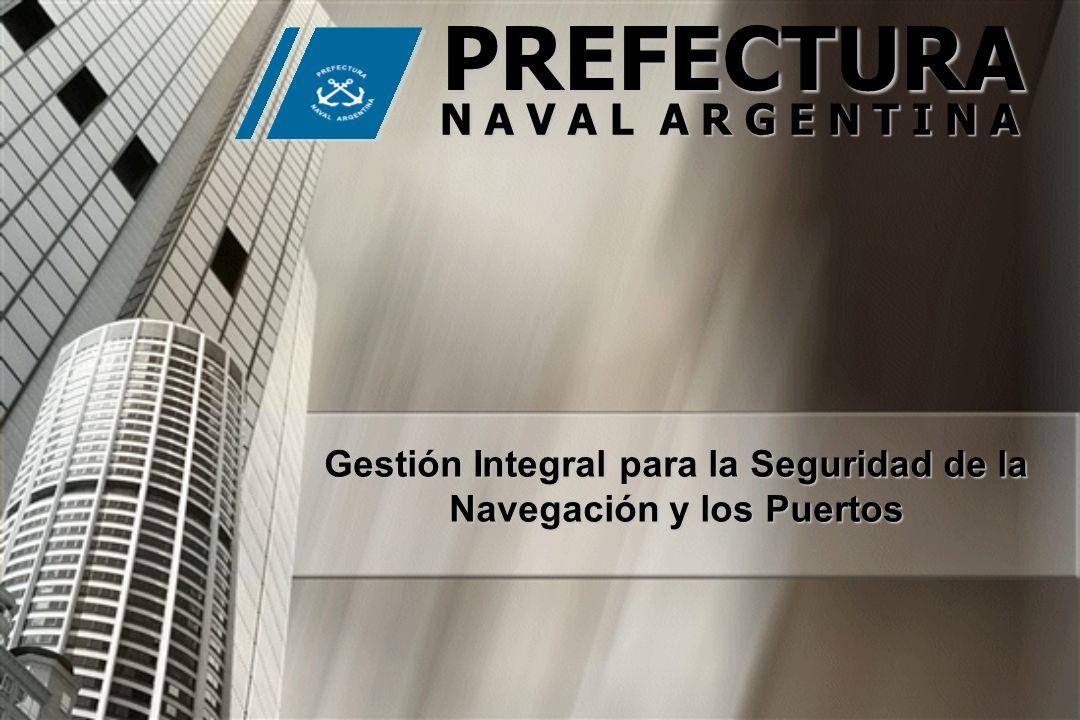 Gestión Integral para la Seguridad de la Navegación y los Puertos