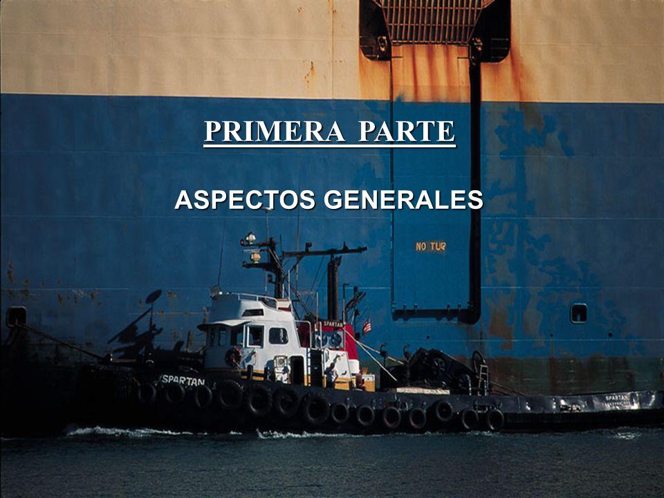 PRIMERA PARTE ASPECTOS GENERALES