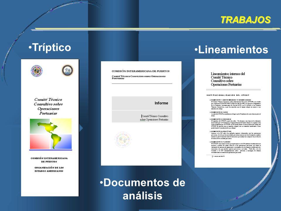 Documentos de análisis