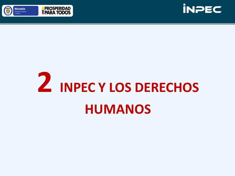 2 INPEC Y LOS DERECHOS HUMANOS