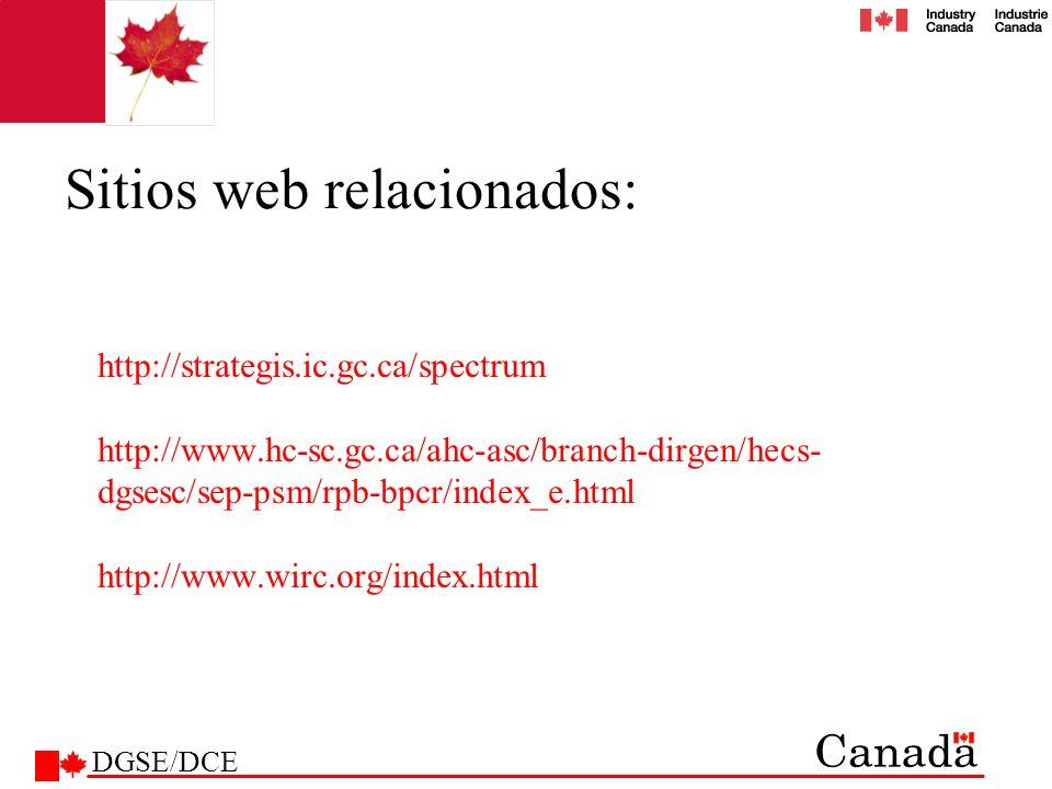 Sitios web relacionados: