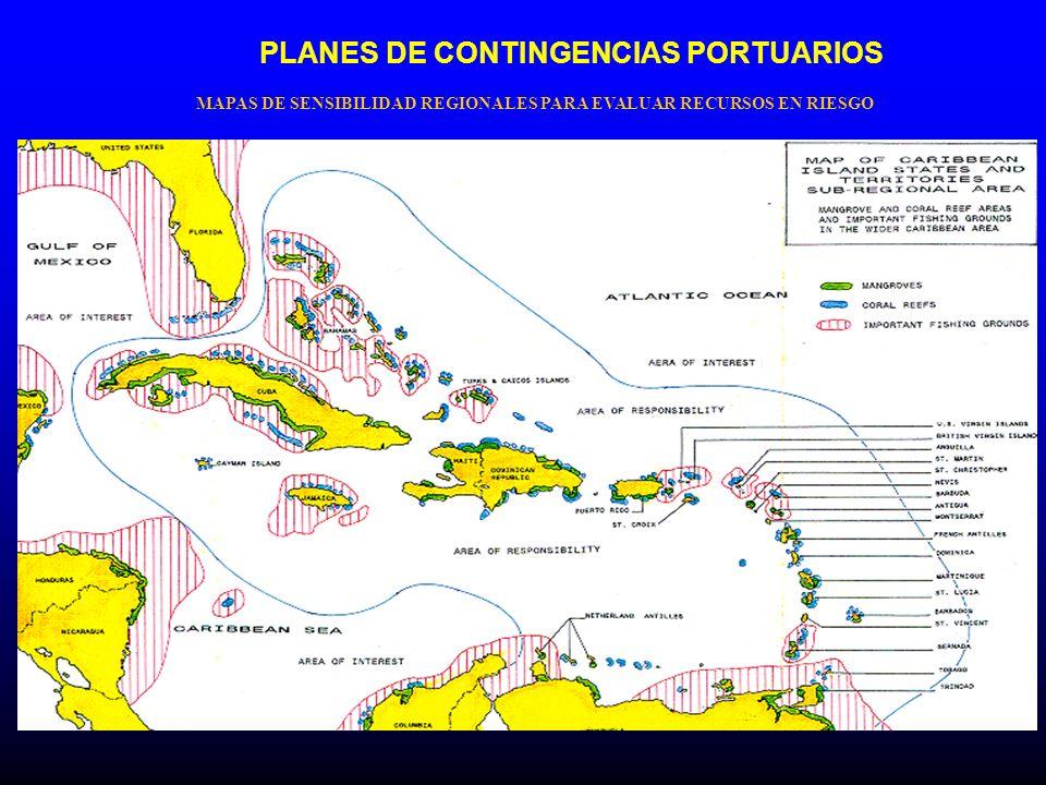 PLANES DE CONTINGENCIAS PORTUARIOS